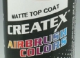 CREATEX Aerografo Colors 5603 Matte Top Coat