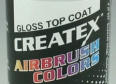 CREATEX Aerografo Colors 5604 Gloss Top Coat