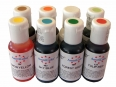 Set 8 barev AmeriColor Soft Gel Paste (8x19ml)
