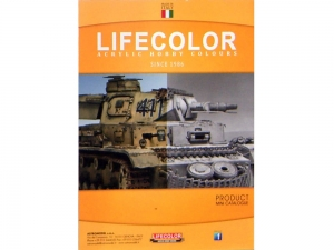 LifeColor catalogo + update